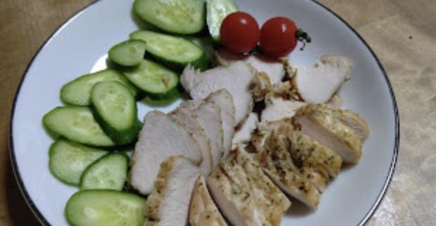 鶏ハムサラダチキン